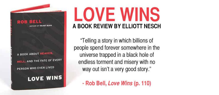 Love Wins Book Review