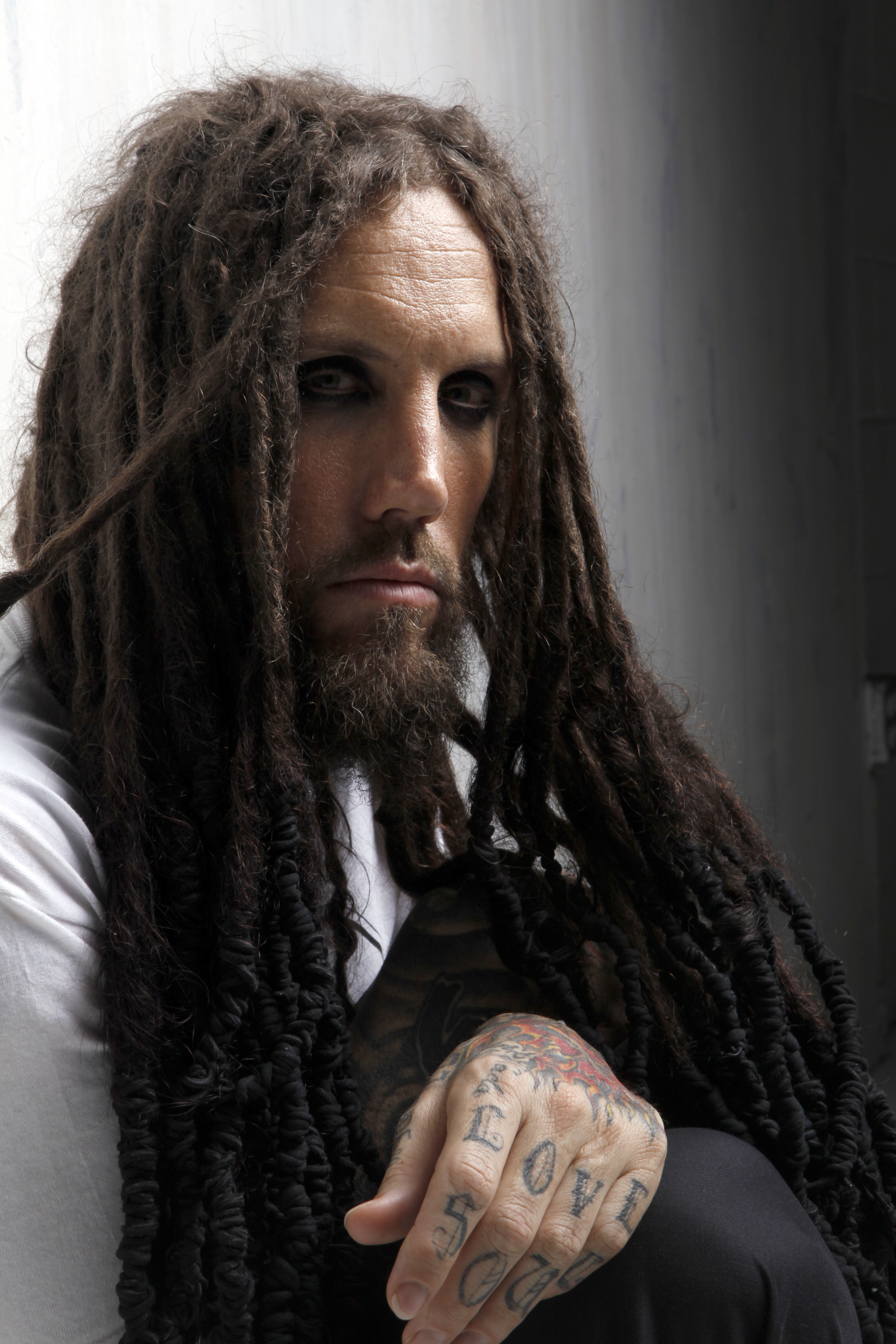 Brian Welch Christian Holy Ghost, A Christia...