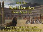 Real Heretics - DVD